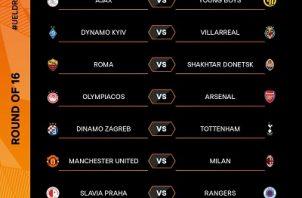 Manchester United y Milan se verán las caras. Foto: Twitter