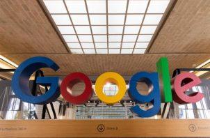 Logo del gigante de Internet.