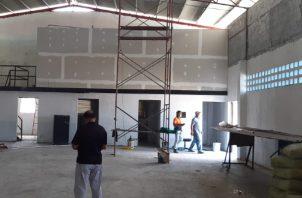 El gimnasio Ismael Laguna contará con baños remodelados, un ring, cocina y un área de depósito, entre otras adecuaciones.