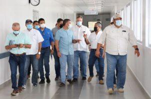 Desde el 2018 los pacientes de cáncer y sus familiares esperan una instalación oncológica para la región de Azuero. Foto: Cortesía