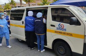La mayor parte de las personas con discapacidad, mayores de 16 años se concentran en los distritos de La Chorrera y Arraiján, indicó el funcionario. Foto: Cortesía