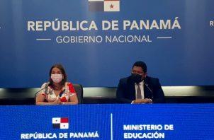 Meduca presenta el plan 2021 de Internet y data móvil. Foto: Víctor Arosemena