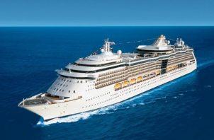 El Odyssey será el primer barco de la clase Quantum Ultra que tenga un puerto base en la región de Oriente Medio. EFEEl Odyssey será el primer barco de la clase Quantum Ultra que tenga un puerto base en la región de Oriente Medio. EFE