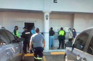 Sistema Penal Acusatorio (SPA) de la ciudad de Santiago de Veraguas. Foto:Melquiads Vásquez