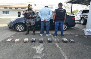 Este es el primer decomiso de droga que se realiza durante el mes de marzo de este año, confirmaron las autoridades.