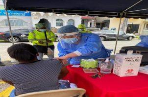 En Panamá se contabilizan 5,884 muertes por covid-19.