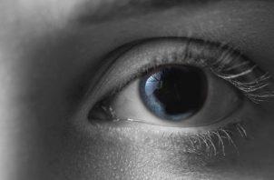 La aniridia es nacer con ojos sin iris. Foto: Asociación Española de Aniridia