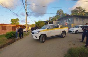 Las autoridades policiales mantienen operativos para dar con el paradero de los implicados en estos homicidios. Foto: Diomedes Sánchez