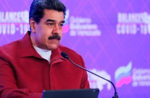 Venezuela aplicará las primeras dosis de la vacuna china Sinopharm. Foto:EFE