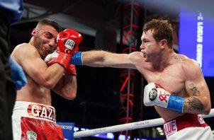 Álvarez derrotó días atrás al turco Avni Yildirim.