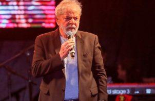 El juez Edson Fachin, de la Corte Suprema de Brasil favorece a Lula da Silva. Foto:EFE