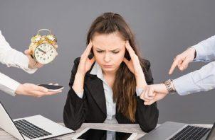 El síndrome de 'burnout' es un mal de estos tiempos. Pixabay