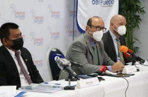 Defensoría del Pueblo dio a conocer informe sobre albergues.