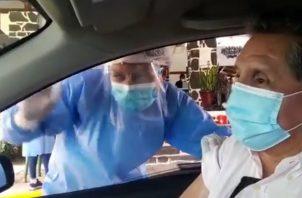 La enfermera es una excelente profesional, dijo Eusebia de Copete.