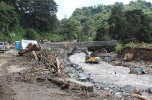 En noviembre de 2020, los estragos ocasionados por el huracán ETA a las zonas de producción agrícola en Panamá ocasionaron pérdidas por el orden de los 11 millones de dólares, principalmente en Tierras Altas, provincia de Chiriquí.