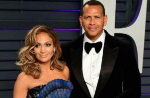 Jennifer López y Alex Rodríguez aplazaron los planes de boda dos veces. Foto: Archivo