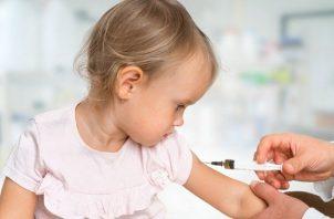 La vacunación a tiempo a lo largo de la niñez es fundamental. Foto: Ilustrativa / Pixabay