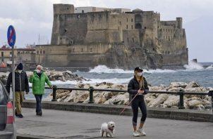 """Italia se enfrenta a una """"nueva ola"""" de covid-19. Foto:EFE"""