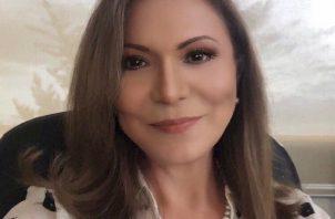 Jennie Barb, psicóloga y presidenta de la Fundación Unidos por la niñez (Fun). Foto:Cortesía