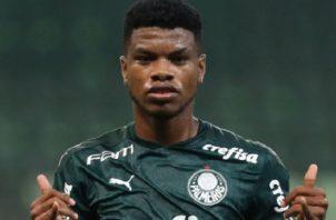 Newton Williams y el Palmeiras Sub-20 lograron su pase a los octavos de final de la Copa de Brasil.
