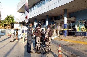 Los cinco implicados fueron capturados el pasado 11 de marzo, en el sector de Peña Blanca, corregimiento de Playa Leona.