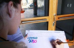 Para el próximo censo de población y vivienda se usarán dispositivos eletrónicos.