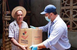 Panamá Solidario incluye tres modalidades.