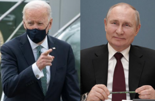 Agencias de inteligencia estadounidenses acusó a Rusia de injerencia en las presidenciales de 2020. Foto:EFE