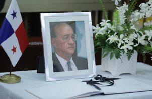 Tomás Gabriel Altamirano Duque murió el 3 de marzo de 2021.