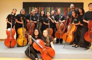 El Panamá Cello Fest contará con una nutrida agenda de actividades virtuales y presenciales. Foto: Cortesía