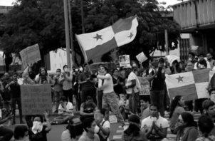 ¿Existe hoy en Panamá alguna organización política realmente capaz de secuestrar completamente un proceso constituyente e inaugurar un período autoritario? Foto: EFE.
