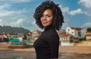 Miroslava Morales, es la Embajadora de Panamá en esta campaña. Foto: Cortesía