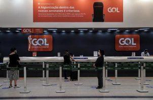 Gol ostenta un 38 % de la cuota de mercado nacional. EFE