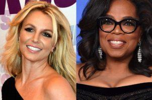 Oprah Winfrey sería la primer opción de Britney Spears, si se decide a contar su verdad. Fotos: Archivo
