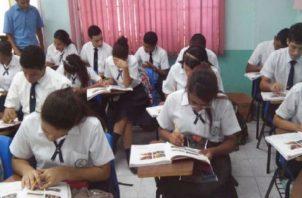 Las clases del 2021 se iniciaron el 1 de marzo.