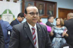Eduardo Flores, es el actual rector de la Universidad de Panamá.