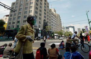 La Unctad advierte a México del riesgo en caso de que el Gobierno opte por una mayor rigidez fiscal. EFE