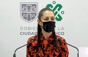 La alcaldesa Claudia Sheinbaum pidió dimisiones al respecto. Foto: EFE