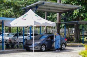 Hisopados en el Rod Carew se realizarán de 7:00 p.m hasta las 3:00 p.m. de lunes a Domingo. Foto: Archivos