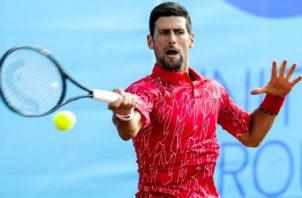 El plan para arruinar a Novak no prosperó.