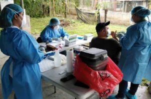 Panamá intensifica trazabilidad para identificar asintomáticos y casos positivos. Foto:Minsa