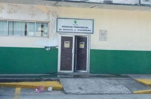 La personería del distrito de Santa Isabel, se encargó del levantamiento del cuerpo de Edwin Orlando Mariscal.