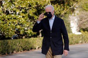 Presidente estadounidense, Joe Biden.