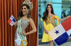 Danalyn Herrera, ganó el Miss Teen Grand Universo. Instagram