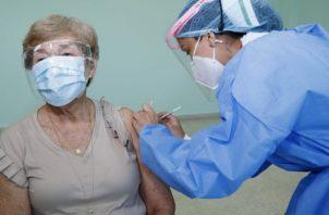 Programa de Inmunización (PAI) del Minsa aplicó 309,660 dosis de la vacuna contra la covid-19. Foto:Cortesía