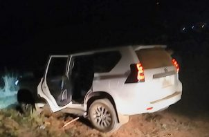 El herido fue trasladado en un vehículo de la Policía Nacional a la Policlínica Dr. Blas Gómez Chetro de la Caja de Seguro Social (CSS), en el distrito de Arraiján.