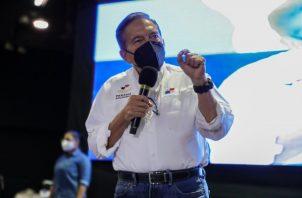 El presidente dijo que en medio de la pandemia, el PPS ha complementado el programa de subsidio del Gobierno Nacional.