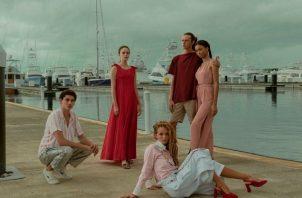 'Casting The Atlantic' es una plataforma para que los modelos se presenten al mercado global. Foto: Cortesía