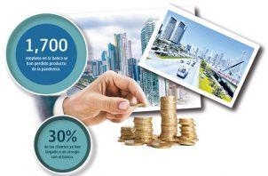 El monto total de saldos modificados asciende a 23 mil 058 millones de dólares, detalló el regente de los bancos en Panamá.