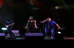 Grupo de entretenimiento y la música en Panamá se manifiesta por pérdidas. Foto: Cortesía